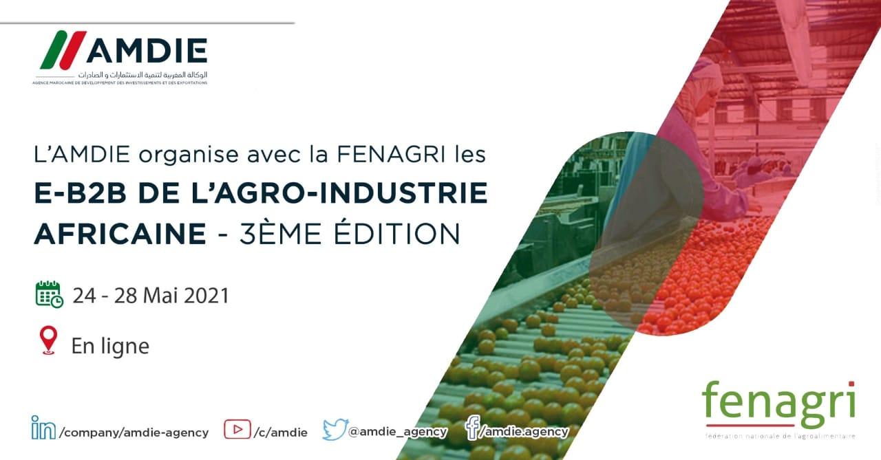 E-B2B de l'agro-industrie africaine - 3ème edition