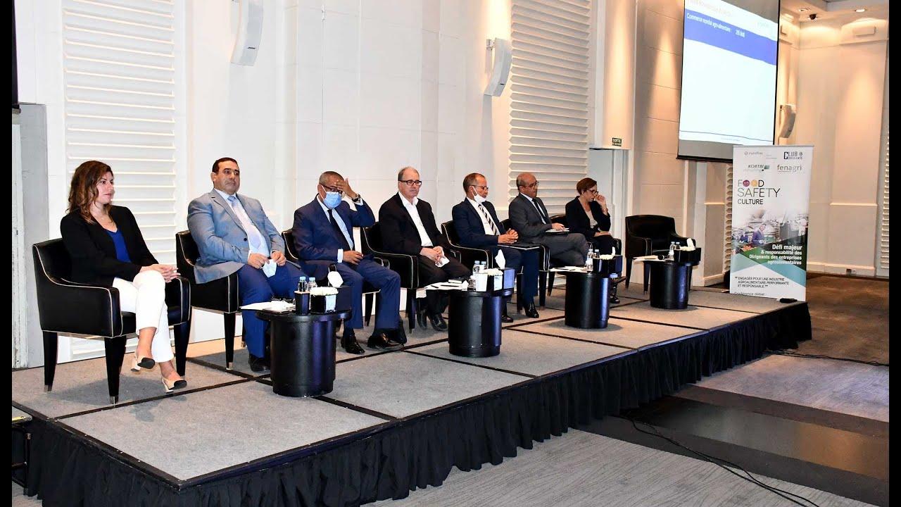 La Sécurité des aliments et la responsabilité des industriels en débat à Casablanca